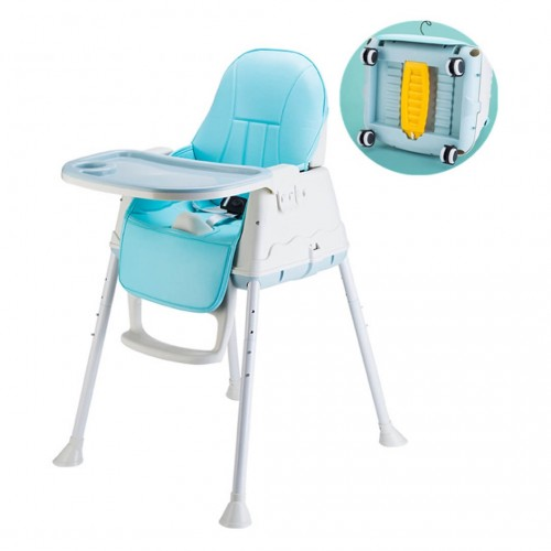 SweetHeart Deluxe 3-in-1 Baby Dining Chair