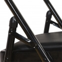 Simple Tablet Folding Chair (Black)