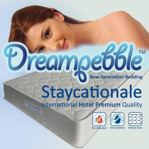 Dreampebble Staycationale - Hotel Premium Mattress