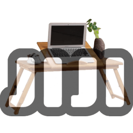 Bamboo Adjustable Laptop Desk