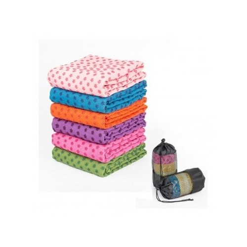 Microfiber Yoga Towel with PVC Dots