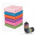 Microfiber Yoga Towel with PVC Dots
