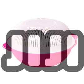 Dual-Layer Drainage Basket