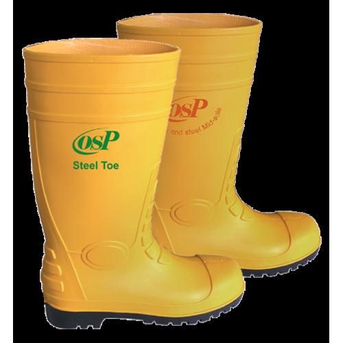 PVC Rain Boot - Steel Toe