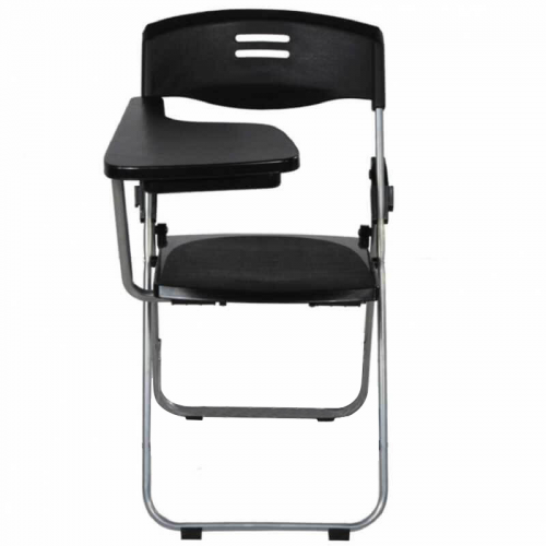 Kohen Tablet Folding Chair (Black)