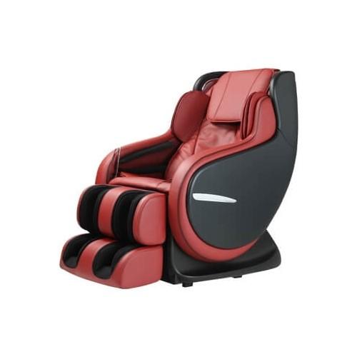 4D DIVINE. Massage Chair (Red)