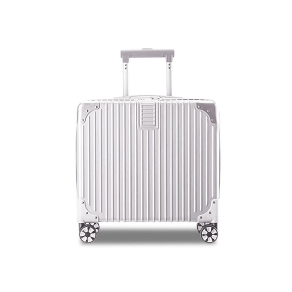 Misumi Cabin Luggage (Silver)