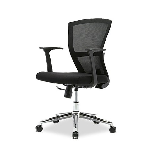 SATOSHI Office Chair (Black)