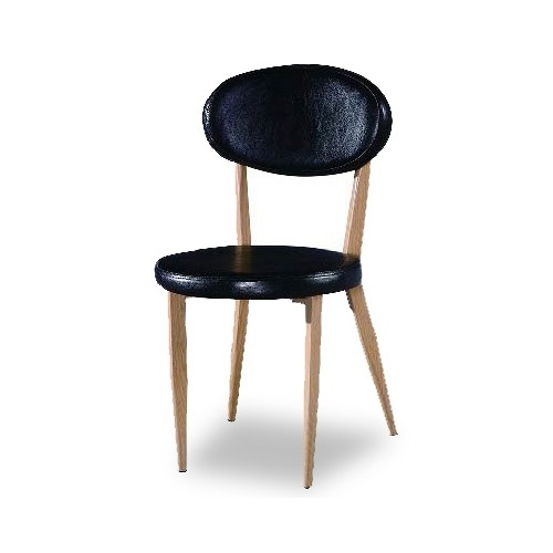 Oak-Ton Dining Chair (Black)