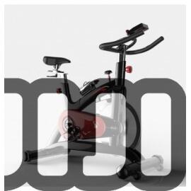 Dynamic Ultra-Quiet Spin Bike (HB-258)