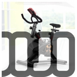 Indoor Fitness Spin Bike (HB-Q7)