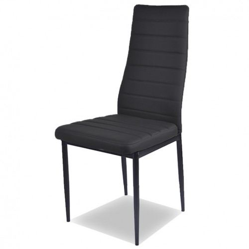 Quinn Dining Chair (Black)