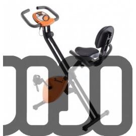 Deluxe Magnetic Folding X Bike (QB-J917B2)