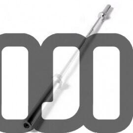 OP Olympic Barbell Bar 2.2Meter