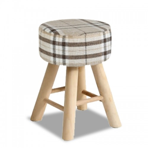 CLASSIC Stool (Large Checkered)
