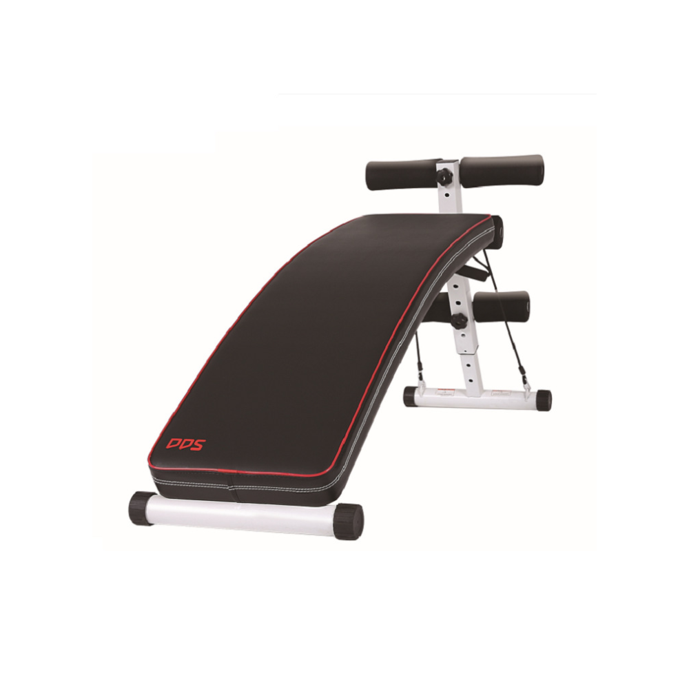 DDS Sit Up Bench with Resistance Band