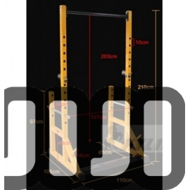 Kylin Premium Half Rack Squat Stand