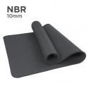NBR 10mm Yoga Mat (Black)