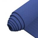 Premium TPE 6mm Yoga Mat (Solid Color) (Navy)