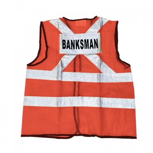Safety Vest (Banks Man) (Orange)