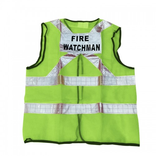Safety Vest (Fire Watchman) (Green)