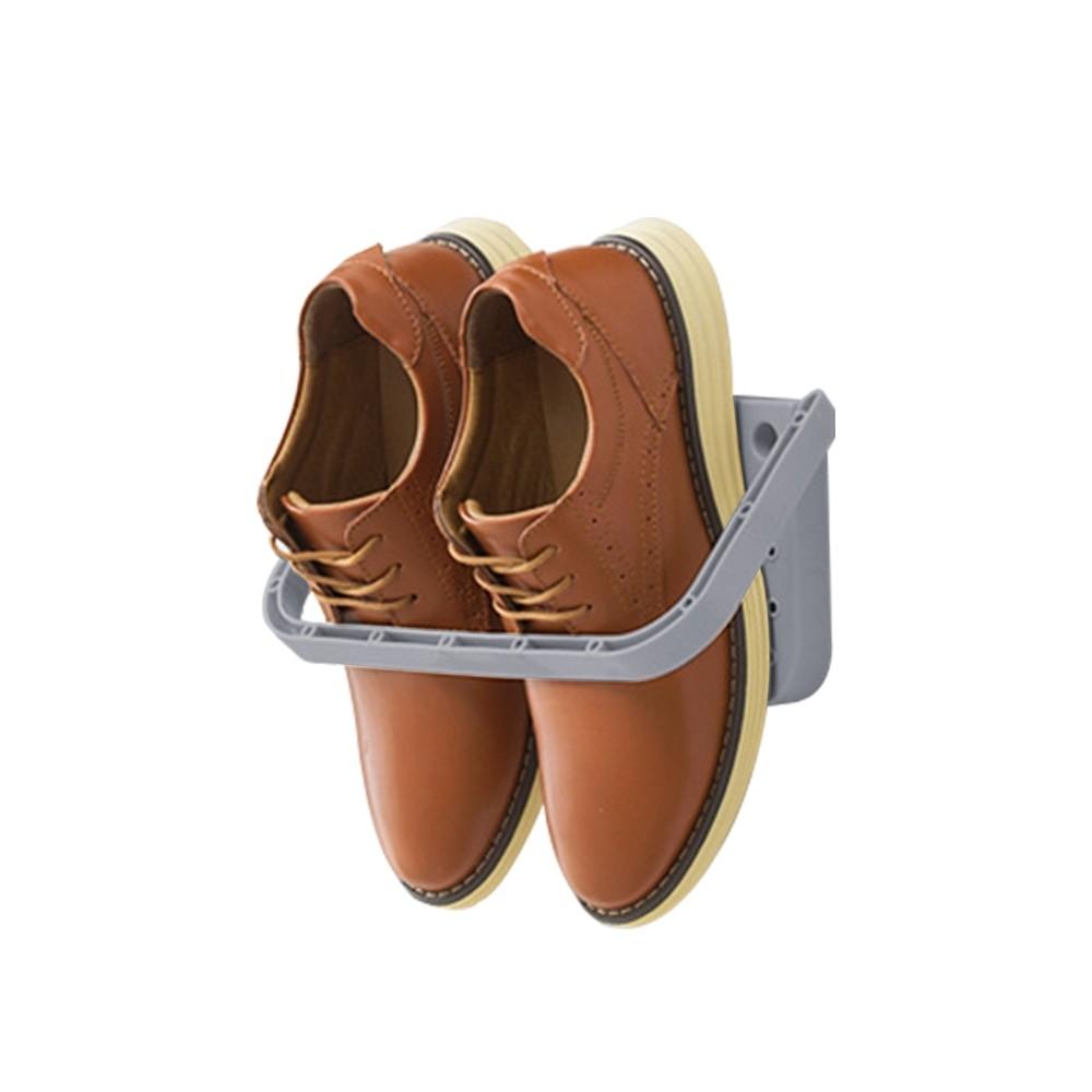 Adjustable Shoe Rack (Single) (Grey)