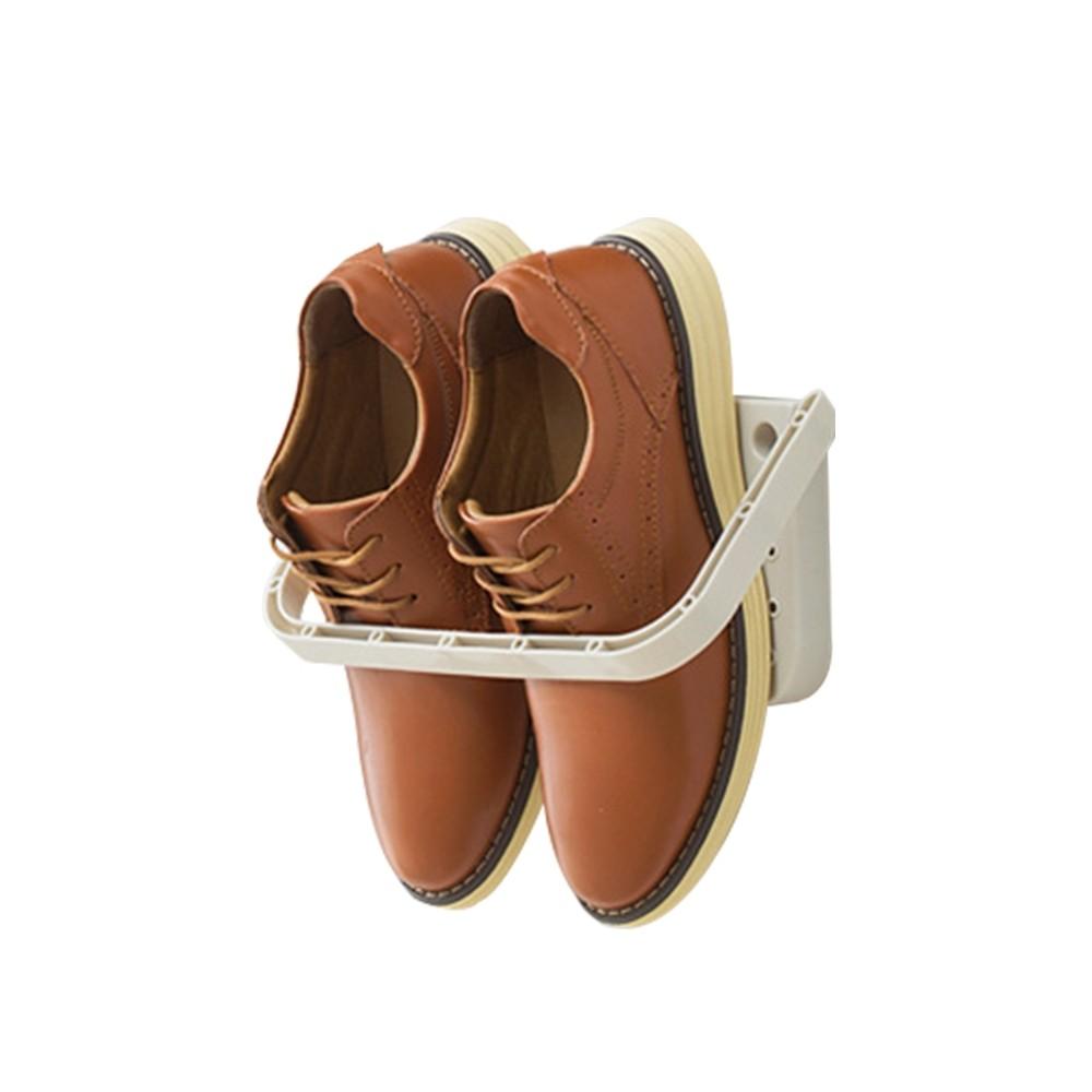 Adjustable Shoe Rack (Single) (White)