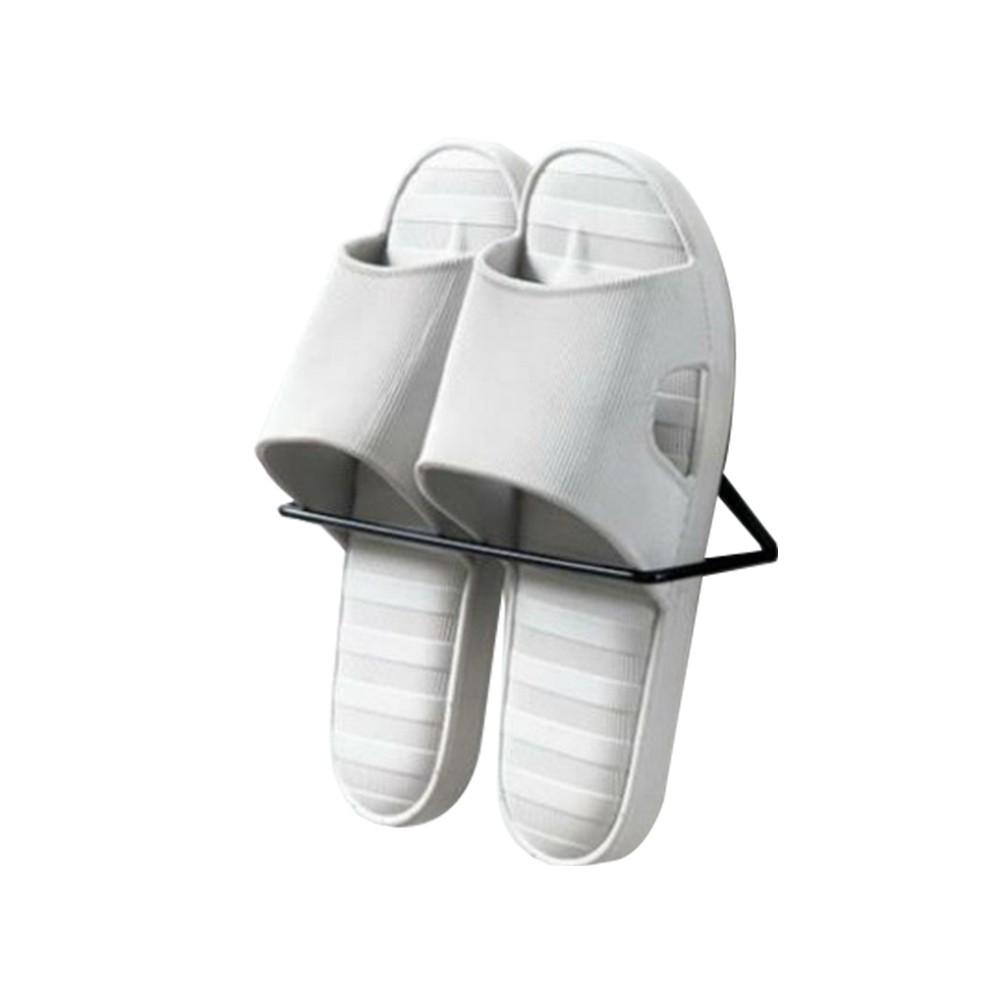Wall Mounted Metal Shoe Rack Hanger (Single)