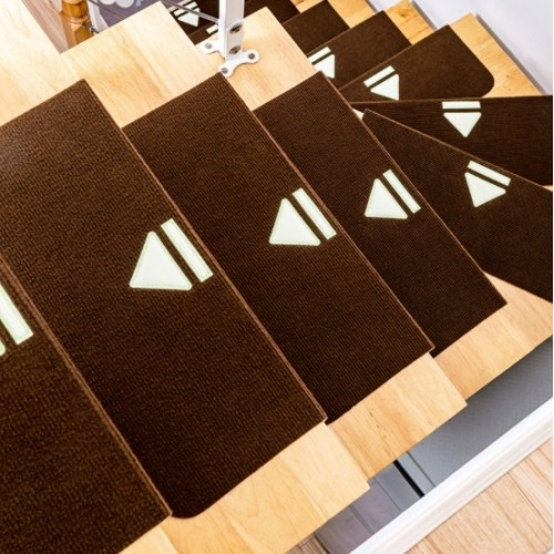 Stairs Luminous Light Self-Stick Mat - Arrow