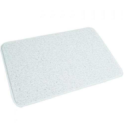 Coarse Strands Door Mat - CLEAR