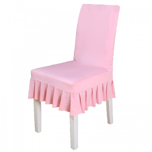Universal Dining Chair Cover (Pink)