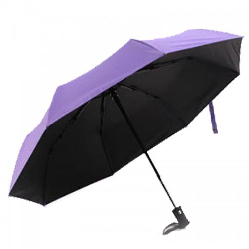Eight Bones Premium Umbrella (Purple)