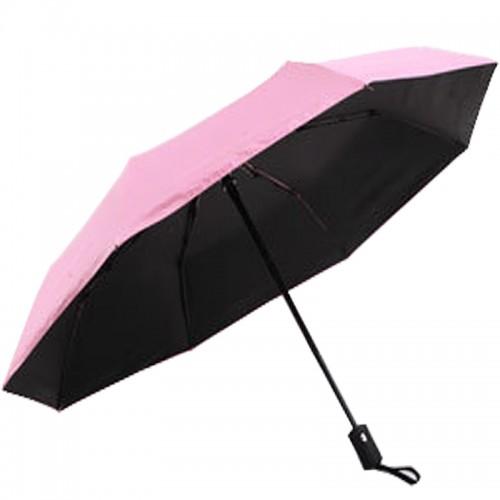 Eight Bones Premium Umbrella (Pink)