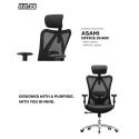 ASAMI Office Chair (Black)