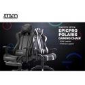 Polaris Gaming Chair (White)