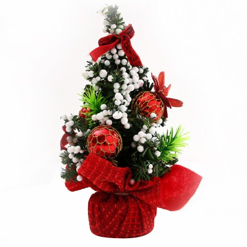 20CM Table Top Christmas Tree - Design A