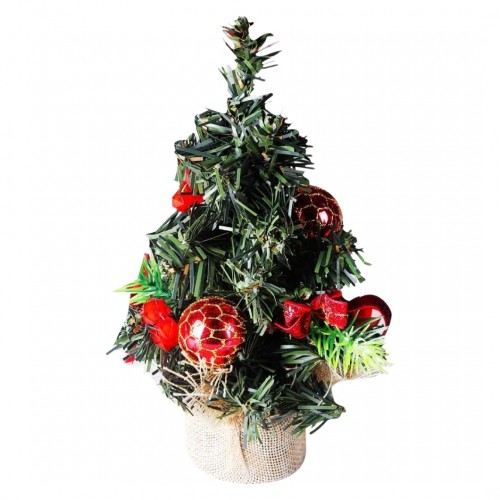 20CM Table Top Christmas Tree - Design C