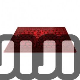Chinese Silica Floor Mat 【万事如意】