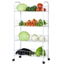 Basic Kitchen Trolley - 4 Tier