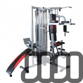 180KG Multi Purpose Home Gym Set