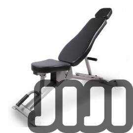 Commercial Heavy Duty Adjustable Weight Lifting Bench