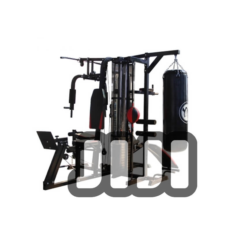 Semi Commercial Multi Purpose Home Gym Set Hm008b