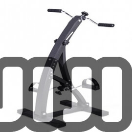 Advance Hand Leg Exercise Bike (JS 6004)