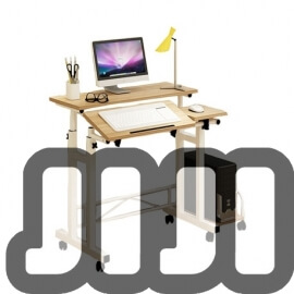 Detor Multi-Purpose Desktop Table