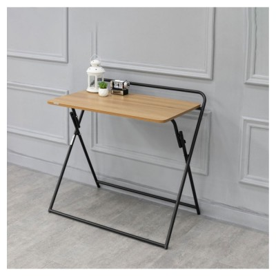 OFEK Folding Study Table (Black)