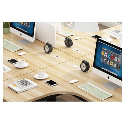 TESSA L-Shape Study Desk (Right)