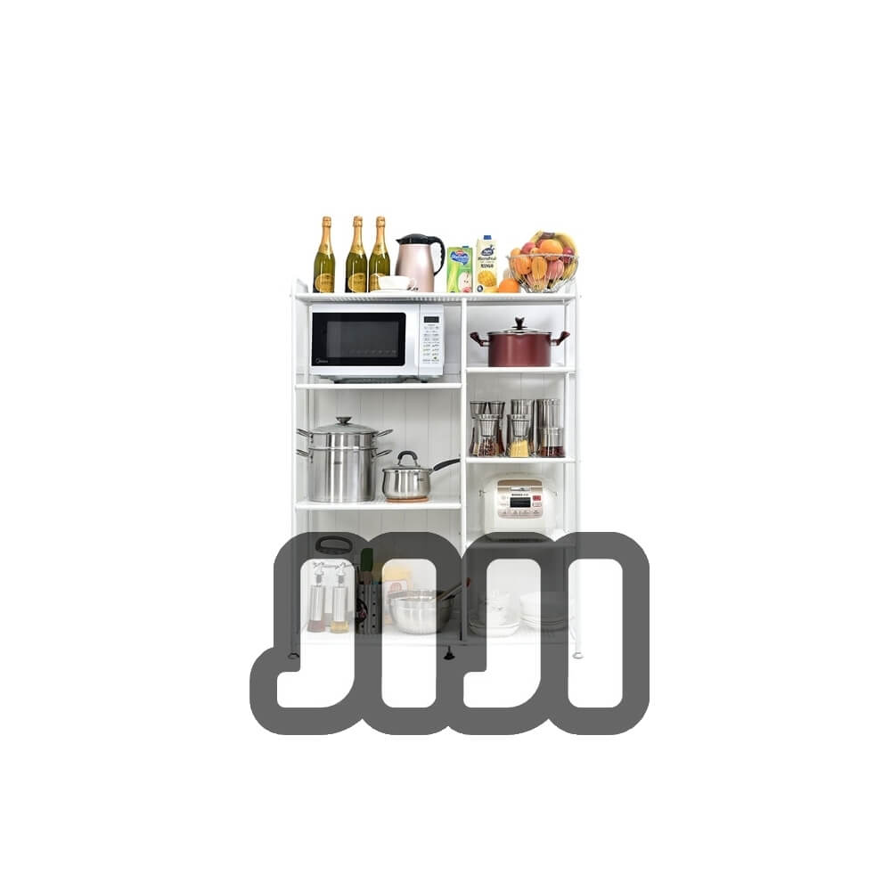 Premium Dual Kitchen Storage Rack Hlksr 05