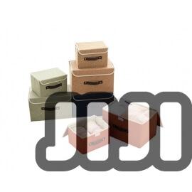 Premium Foldable Clothes Storage Box