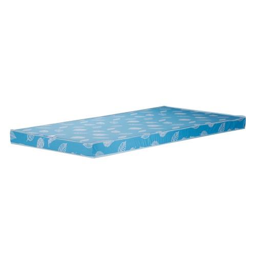 VIRO Classic Non-quilted Foam Mattress