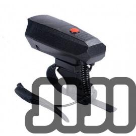 Flashlight USB Horn Bell